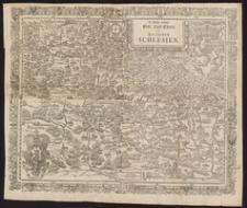 M. Martin Helwigs Erste Land=Charte vom Herzogthum Schlesien
