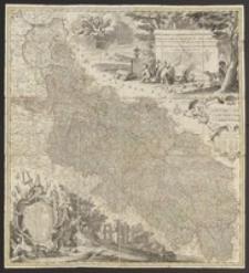 Novissimum Silesiae theatrum id est exactissimus superioris et inferioris Silesiae Comitatus Glacensis [...]