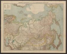 Sibirien, Turkestan und das jetzige Europäische Russland
