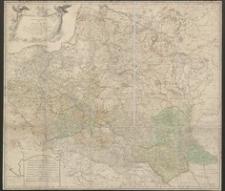 Generalkarte von Polen, Litauen, und den angraenzenden Laendern nach Zannoni, Folin, Uz, Pfau etc. neu herausgegeben von Herrn F.A. Schraembl