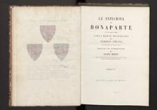 Le antichità dei Bonaparte : con uno studio storico sulla Marca Trivigiana