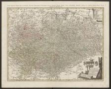 Der südliche Theil des Ober-Saechsischen Kreises die Chur- und Fürstl. Sächsische und andere hiehergehörige Länder vorstellend [...]