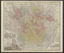 Mappa Geographica, in qua Ducatus Lotharingiae et Barr ut et Episcopatuum Metens., Tullens., Verdunens. Territoria, tractusque finitimi in suos quique ditiones disterminati sistuntur [...]