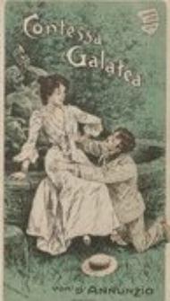 Contessa Galatea und andere Novellen