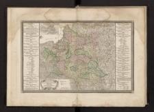 Carte de la Pologne divisée par provinces et palatinats et subdivisée par district construite d'après d'arpentages, d'observations et de mesures prises sur les lieux. Dedidée à S. A. le prince de Prusse Jablonowski [...] par [...] J. A. B. Rizzi Zannoni