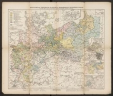 Darstellung der territorialen Entwickelung des Brandenburgisch-Preussischen Staates von 1415 bis jetzt, mit besonderer Berücksichtigung der deutschen Geschichte