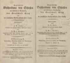 Geographische Beschreibung von Schlesien preußischen Antheils, der Grafschaft Glatz und der preußischen Markgrafschaft Ober-Lausitz. Abt.2. Th.1