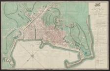 Pianta della cittá e porto franco di Trieste disegnata da Ferdinando Klausberger nell' Anno 1806 [...]