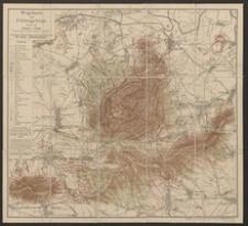 Wegekarte vom Zobtengebirge