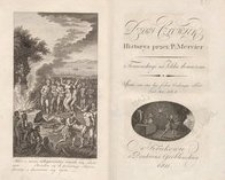 Dziki człowiek : historya przez P. Mercier. Z Francuzkiego na Polskie tłomaczona