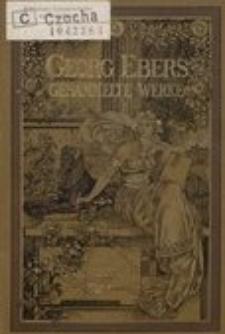 Gesammelte Werke. B. 30, Im blauen Hecht : Roman aus dem deutschen Kulturleben im Anfang des sechzehnten Jahrhunderts