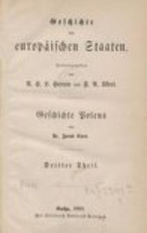 Geschichte Polens. T. 3. 1386-1430