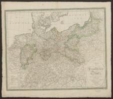 Karte des Preussischen Staats : nach seinen neuesten Besitzungen und den besten und zuverlässigsten Hülfsmitteln gezeichnet