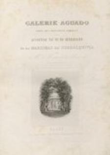 Galerie Aguado. Choix des principaux tableaux de la galerie de M. le Marquis de las Marismas del Guadalquivir