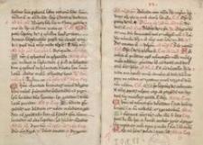Breviarium der Saganer Augustiner-Chorherren, Breslauer Dioezese. [Mit den Heiligen der Breslauer Dioezese und der Augustiner-Chorherren]