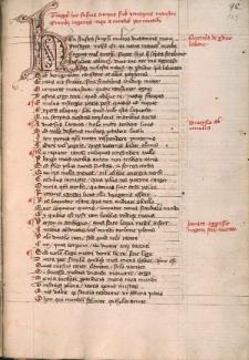 Summa de ecclesiastico officio ; Auctoritates sanctorum patrum et doctorum ; Carmen invectivum in schisma sui temporis