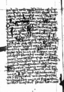 Breviarium der Augustiner-Chorherren zu Sagan, Breslau Dioezese. [Mit den Heiligen der Breslauer Kalenders und der Augustiner-Chorherren.]