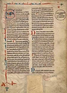 Chronica Polonorum (Lechitarum) per manus Johannis; Auctoritates ex Aristotele, Theophrasto, et aliis excerptae