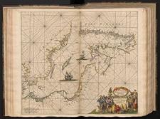 Mare Balticum. [...] Nieuwe Pascaert van den Oost Zee. [...]