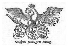 Schlesische privilegirte Zeitung. 1776-03-30 [Jg.35] Nr 38