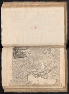Ukrania seu Cosacorum Regio Walachia item Moldavia et Tartaria minor.