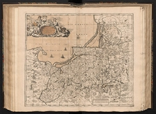 Magnae Prussiae Ducatus Tabula denuo correcta et in lucem edita per Davidem Funck.