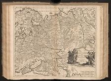 Novissima et Accuratissima Totius Russiae Vulgo Muscoviae Tabula a Iusto Danckerts.