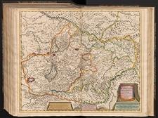 Nova Transilvaniae Principatus Tabula. Novissima descriptia editia Per Cornelium Danckerts.