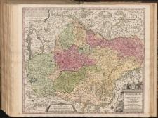 Transylwaniae Principatus in quinque Nationes divisus [...] juxta recentiss. designationem accuratissime aeri incisus per Matthaeum Seutter.