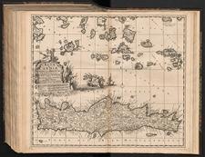 Cretae seu Candiae Insula et Regnum, cum diversis aliis Archipelagi insulis tam in particularia quam generalia territoria [...]