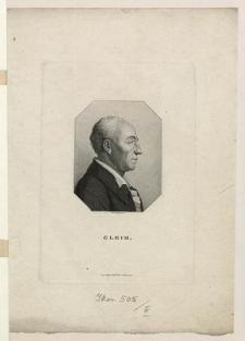 [Gleim, Johann Wilhelm Ludwig]