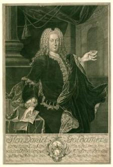 Herr Daniel Goldammer