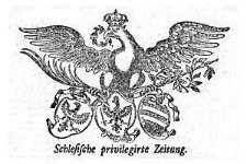 Schlesische privilegirte Zeitung. 1778-08-24 [Jg.37] Nr 99
