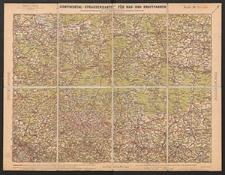 Continental Straßenkarte für Rad- und Kraftfahrer. Dresden Nr. 29