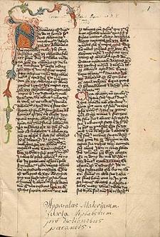 Apparatus materiarum iuxta alphabeticum pro dictionibus parandis