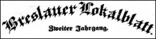 Breslauer Lokalblatt 1835-01-20 Jg.2 Nr 9