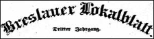 Breslauer Lokalblatt 1836-01-02 Jg.3 Nr 1