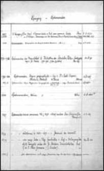 Ep - Ere. [Alphabetischer Bandkatalog der Stadtbibliothek zu Breslau].