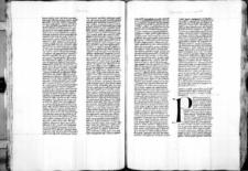 [Postilla litteralis et moralis in Vetus et Novum Testamentum. Epistulae Pauli, Actus apostolorum, Iacobi, Petri, Ioannis, Iudae, Apocalypsis]