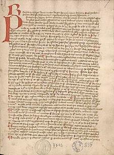 Breviarium decretalium ; Tractatus de poenitentia et de potestate sacerdotali