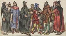 [Ubiory w Polsce 1200-1795. Przez J. Matejkę, 1228-1333, ryc. 7].