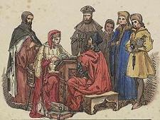[Ubiory w Polsce 1200-1795. Przez J. Matejkę, 1333-1434, ryc. 10].