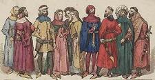 [Ubiory w Polsce 1200-1795. Przez J. Matejkę, 1333-1434, ryc. 11].