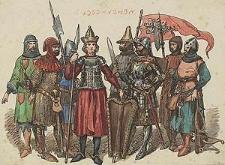 [Ubiory w Polsce 1200-1795. Przez J. Matejkę, 1333-1434, ryc. 12].