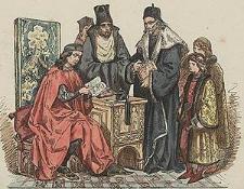 [Ubiory w Polsce 1200-1795. Przez J. Matejkę, 1447-1492, ryc. 19].