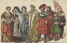 [Ubiory w Polsce 1200-1795. Przez J. Matejkę, 1507-1548, ryc. 33].