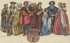 [Ubiory w Polsce 1200-1795. Przez J. Matejkę, 1507-1548, ryc. 35].