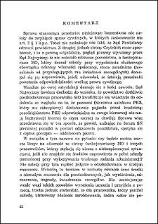 Obowiązki funkcjonariusza MO i zakres przysługującego mu odszkodowania : postanowienie SN - Izba Cywilna z dnia 28 maja 1968 r. (II CZ 128/68] : komentarz