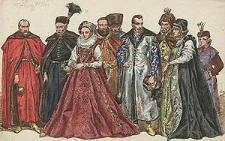[Ubiory w Polsce 1200-1795. Przez J. Matejkę, 1576-1586, ryc. 51].