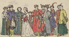 [Ubiory w Polsce 1200-1795. Przez J. Matejkę, 1633-1668, ryc. 66].